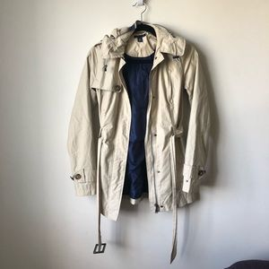 Tommy Hilfiger Trench Coat XS